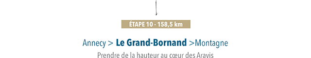 10e etape du Tour de France - Le Grand-Bornand